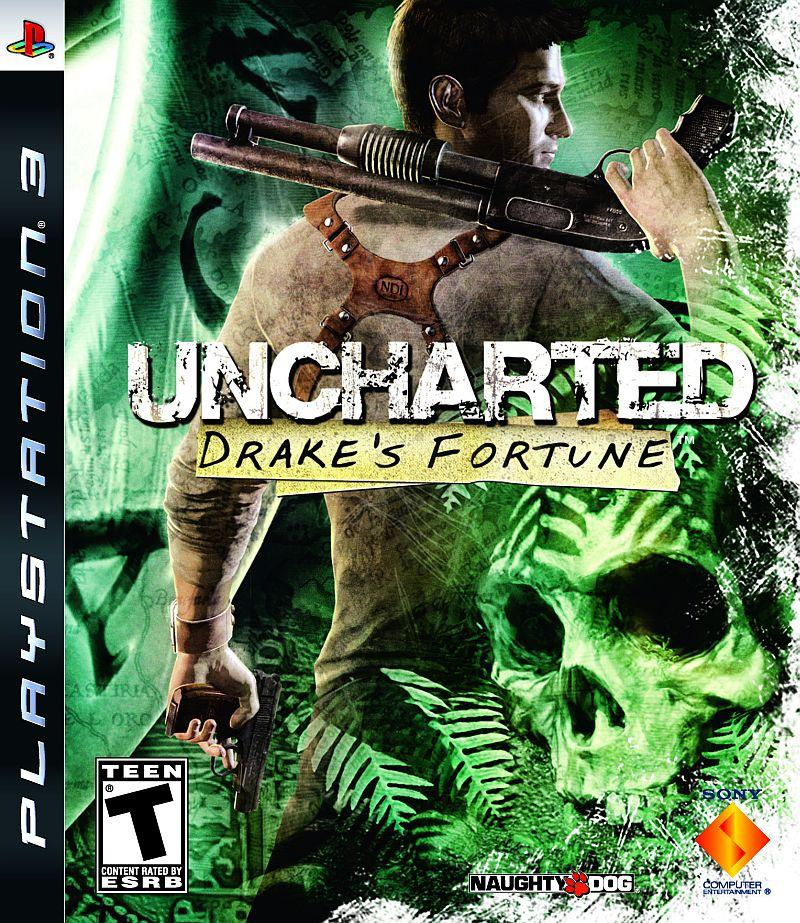 Uncharted Drake's Fortune (PlayStation 3)
