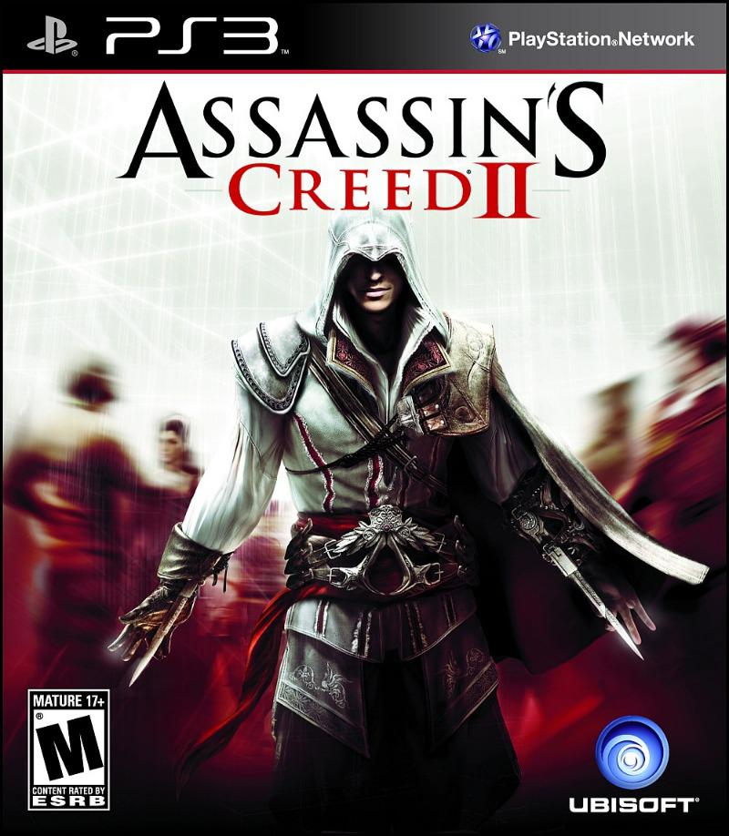 Assassins Creed 2 на PlayStation 3